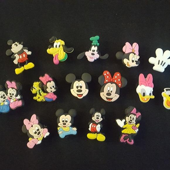 Crocs Jibbitz Shoe Charm Mickey Mouse